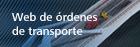 web órdenes transporte